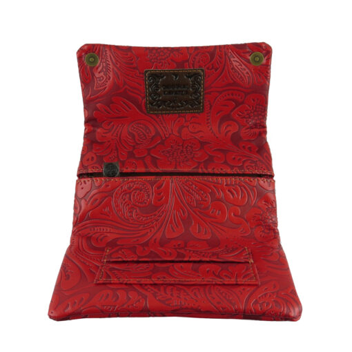 Kavatza Tabaktasche TPU25 Rotes Muster bestellen online