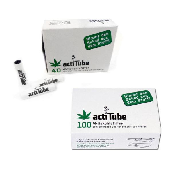 actiTube / Tune Aktivkohlefilter gross kaufen