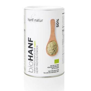 Hanfnatur Bio Hanf Protein 450g