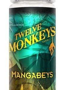 Twelve Monkeys Mangabeys Shortfill Liquid 50ml Fruchtig online günstig kaufen Schweiz