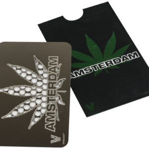 Grinder Card Amsterdam Leaf kaufen günstig Schweiz