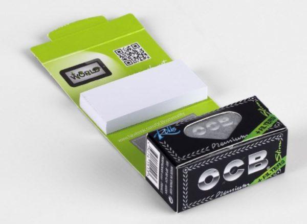 OCB Premium Rolls Slim mit 40 Filter Online kaufen