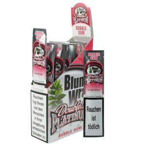Double Platinum Bubble Gum Blunt Wrap online günstig bestellen Schweiz