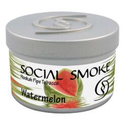 Social Smoke Watermelon Wassermelone 100gr. Shisha Tabak günstig online kaufen Schweiz