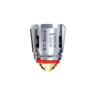 IJOY X3 Mesh Verdampferkopf Coil 0.15 Ohm 40-90 Watt günstig kaufen schweiz online