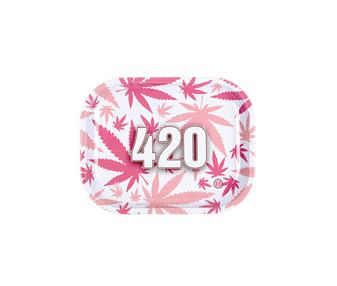 Mischschale Kräuterschale 420 Pink für CBD Hanf Schweiz online günstig kaufen