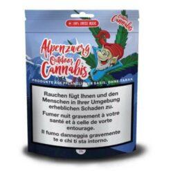 Pure Production Alpenzwerg White Widow Afghan CBD Hanf 20g günstig legal online kaufen schweiz