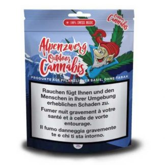 Pure Production Alpenzwerg White Widow Afghan CBD Hanf 20g günstig legal online kaufen schweiz