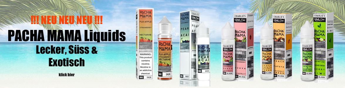 Pacha Mama E-Liquid günstig kaufen Schweiz hempbasement.ch