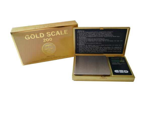 Gold Scale Digitalwaage 0.01 gramm 200g online günstig kaufen Schweiz