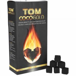 Tom Cococha Gold 3kg Shishakohle Naturkohle Koko günstig kaufen online Schweiz