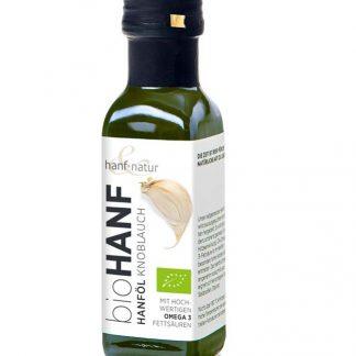 Hanf und Natur Hanföl Speisehanföl Knoblauch Öl Schweiz kaufen online shop günstig