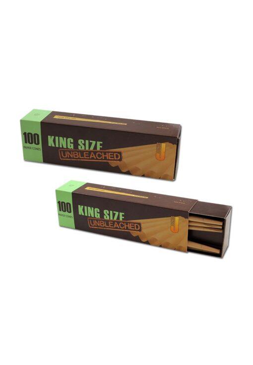 J-Ware King Size Tubes Unbleached kaufen online