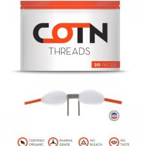 COTN Watte streifen threads fertig coil online shop kaufen günstig schweiz