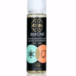 dotJuice - dotChill Liquid mit Pfirsich, Aprikose und Nektarine