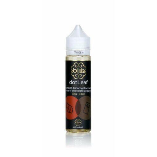 Dotjuice Dotleaf E-Liquid 60ml Tabak Geschmack kaufen online shop schweiz günstig