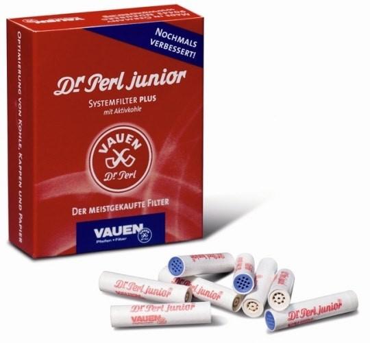 Dr. Perl Junior Aktivkohlefilter 100Stk 9mm kaufen online günstig schweiz
