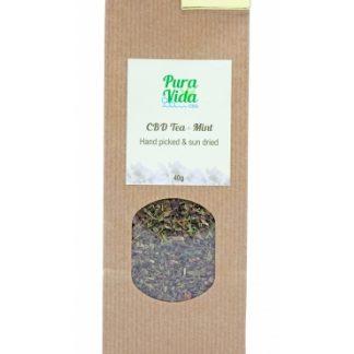 Pura Vida CBD Tee mit Minze/Mint kaufen