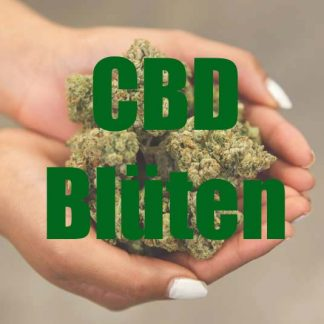 CBD Cannabis Blüten