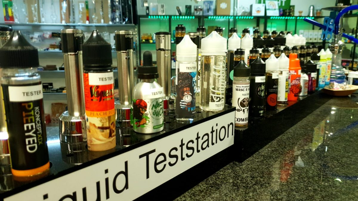 Liquid Teststation