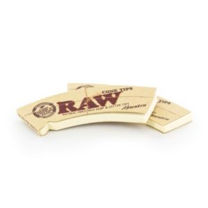 Raw Cone Maestro Shaped Filter Tips, konische Filter
