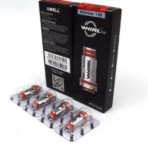 Uwell Whirl Coils 1.8 Ohm kaufen