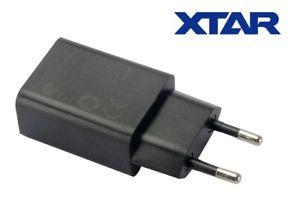 Xtar Wandadapter für USB Kabel Akku laden kaufen online Shop schweiz