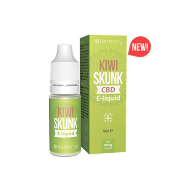 Meet Harmony Kiwi Skunk 100mg CBD Liquid kaufen