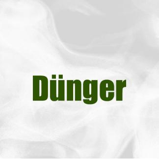 Dünger