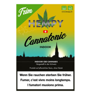 Hempy Cannatonic Indoor Trim 20gr Tabakersatz kaufen