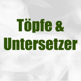 Töpfe & Untersetzer