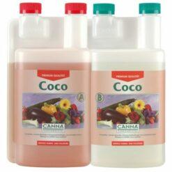 Canna Coco A&B Dünger für Wachstum und Blüte kaufen im Online Shop