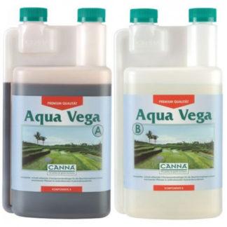 Dünger Wachstum Canna Aqua Vega A&B kaufen Online