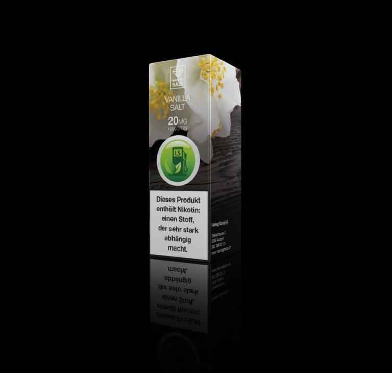 Liquid Station Vanilla Nikotin Salt Salt 20mg kaufen online Shop Schweiz legal Hempbasement