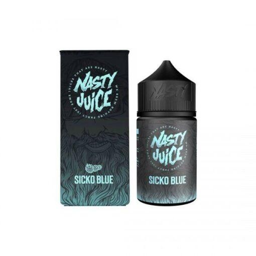 Nasty Juice Berry Sicko Blue Shortfill Liquid kaufen online Shop kaufen