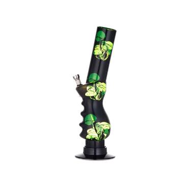 Acryl Bong grün Pilze. kaufen online