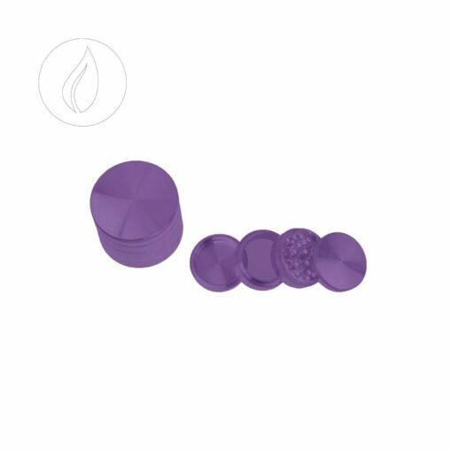 CNC Grinder Purple 4-Teilig Klein kaufen online