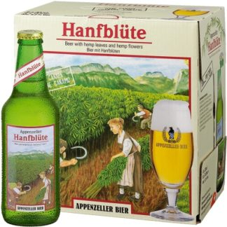 Hanfbier 6 pack Apenzeller Bier spezialbier Naturtrüb kaufen online shop