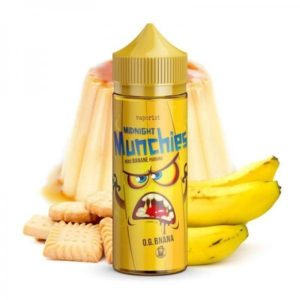 Midnight Munchies Banana OG 100ml Shortfill Liquid kaufen online