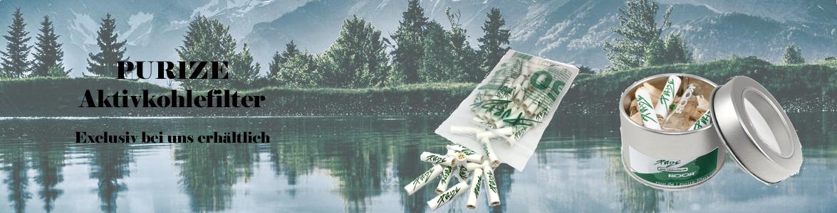 Purize Aktivkohlefilter mit Roor kaufen Schweiz online günstig