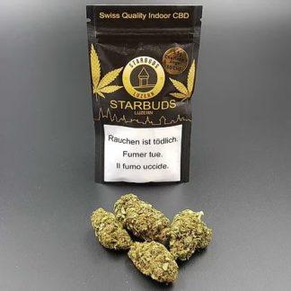 Starbuds Luzern Charlottes Angel CBD Blüten online bestellen