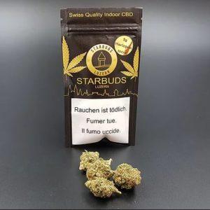 Starbuds Luzern Harlequin CBD Blüten kaufen online