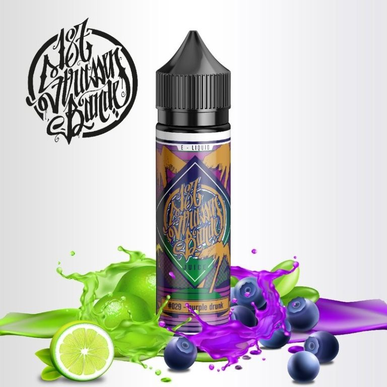 187 Strassenbande 029 Purple Drunk E-Liquid kaufen online