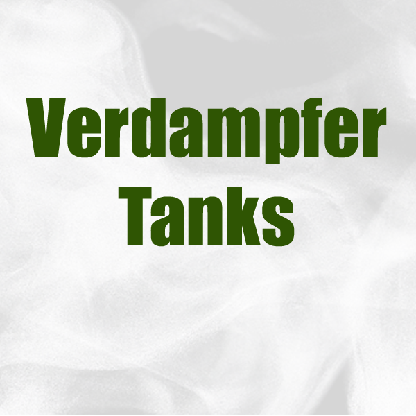 Verdampfer, Tanks Kategorie