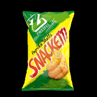 Zweifel Snacketti Paprika Shells kaufen online