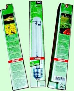 Osram Plantastar 400W Natriumdampflampe
