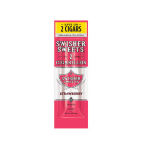 Swisher Sweets Cigarillos Strawberry kaufen online