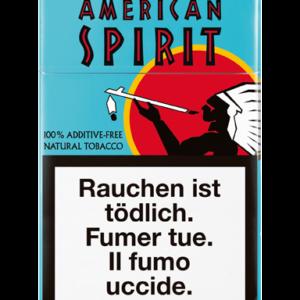 American Spirit Zigaretten Regular blau kaufen online