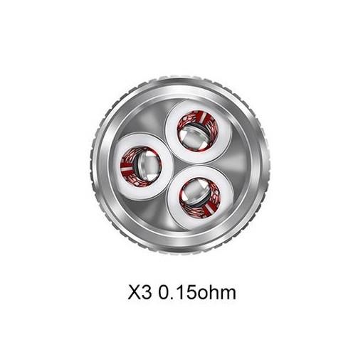 Freemax Twister Coils X3 Mesh 0.15 Ohm kaufen online