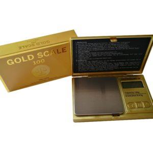 Gold Scale Waage 100 x 0.01g kaufen online
